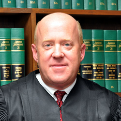 Photo of Judge Patrick Campbell