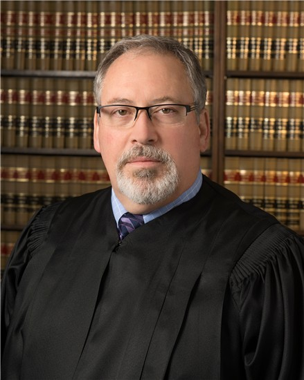 Judge Jeffrey L. Bushur
