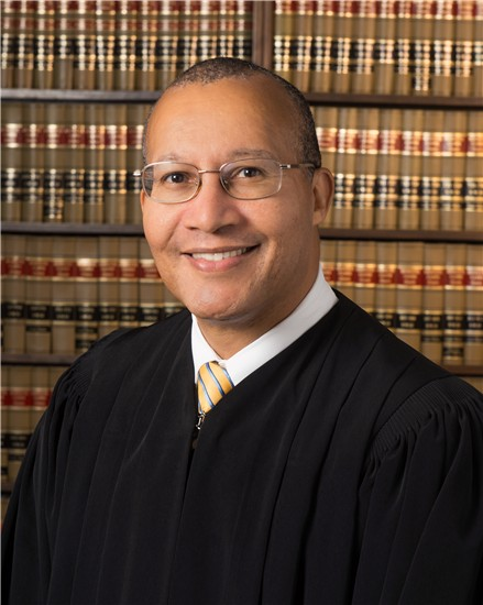 Judge Gregory B. Gills