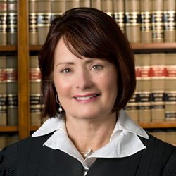 Judge Peggy Stevens McGraw