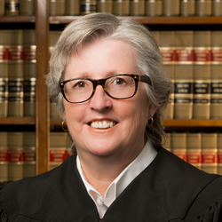 Photo of Judge Mary F. Weir