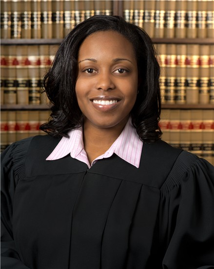 Judge Jalilah Otto